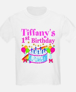 PERSONALIZED 1ST T-Shirt