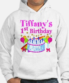 PERSONALIZED 1ST Jumper Hoody