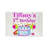 1 birthday girl 10 Pack