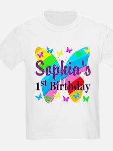 1ST YR BUTTERFLY T-Shirt