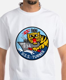 USS Turner (DDR 834) Shirt