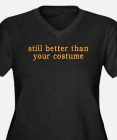 Better Than Your Costume Women's Plus Size V-Neck