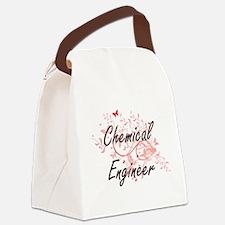 Chemical Engineer Artistic Job De Canvas Lunch Bag