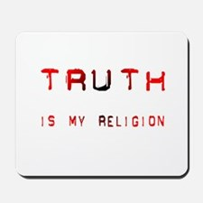 Truth Mousepad