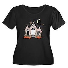 Haunted House Halloween T