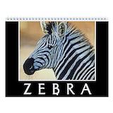 Zebra Wall Calendars