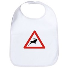 Attention Koudous, South Africa Bib