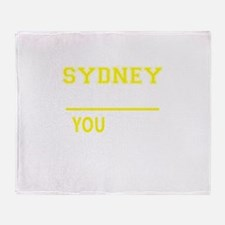 SWT thing, you wouldn't understand! Throw Blanket