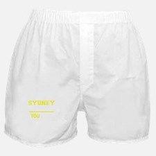 SWT thing, you wouldn't understand! Boxer Shorts
