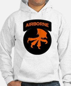 17th Army Airborne Hoodie