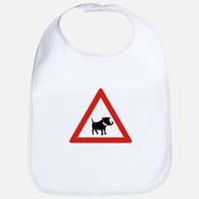 Beware of Warthogs, South Africa Bib