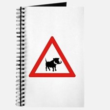 Beware of Warthogs, South Africa Journal