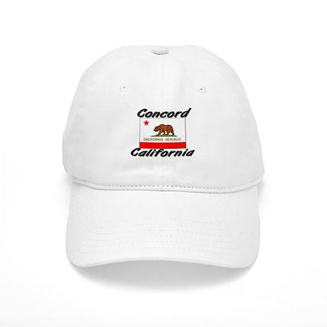 Concord California Cap