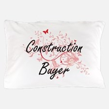 Construction Buyer Artistic Job Design Pillow Case