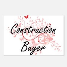 Construction Buyer Artist Postcards (Package of 8)