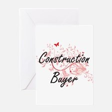 Construction Buyer Artistic Job Des Greeting Cards