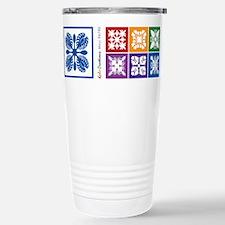 Funny Hawaiian quilt Travel Mug