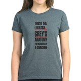 Greysanatomytv Women's Dark T-Shirt