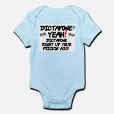 DICTAFONE? - YEAH! - DICTAFONE RIGHT UP Body Suit