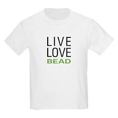 Live Love Bead T-Shirt