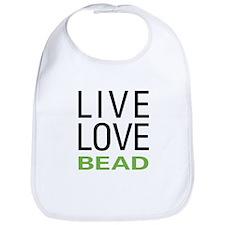 Live Love Bead Bib