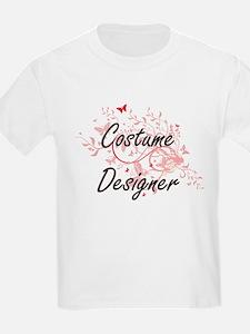 Costume Designer Artistic Job Design with T-Shirt
