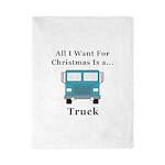 Christmas Truck Twin Duvet