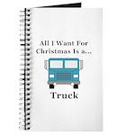 Christmas Truck Journal