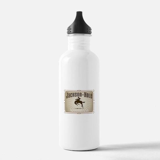 Horshoe Cowboy Water Bottle