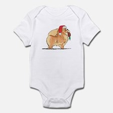 Christmas Present Riley Infant Bodysuit