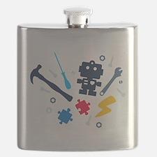 Cyber Flask