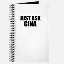 Just ask GINA Journal