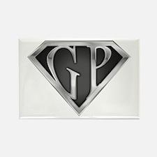 Super GP(metal) Rectangle Magnet