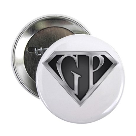 "Super GP(metal) 2.25"" Button (100 pack)"
