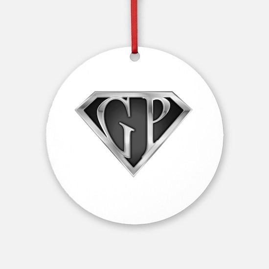 Super GP(metal) Ornament (Round)