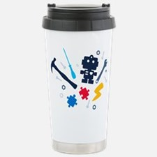 Young Engineer - jeans Stainless Steel Travel Mug