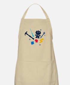 Young Engineer - jeans Apron