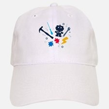 Young Engineer - jeans Baseball Baseball Cap