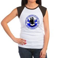 USS Koelsch (DE 1049) Women's Cap Sleeve T-Shirt