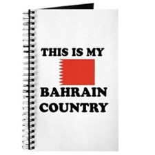 This Is My Bahrain Country Journal