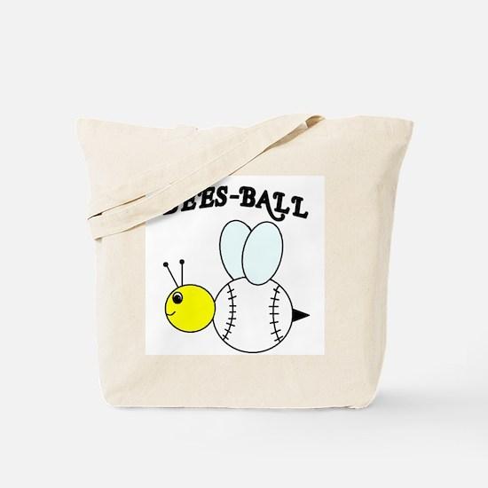 BEES-BALL Tote Bag