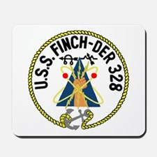 USS Finch (DER 328) Mousepad