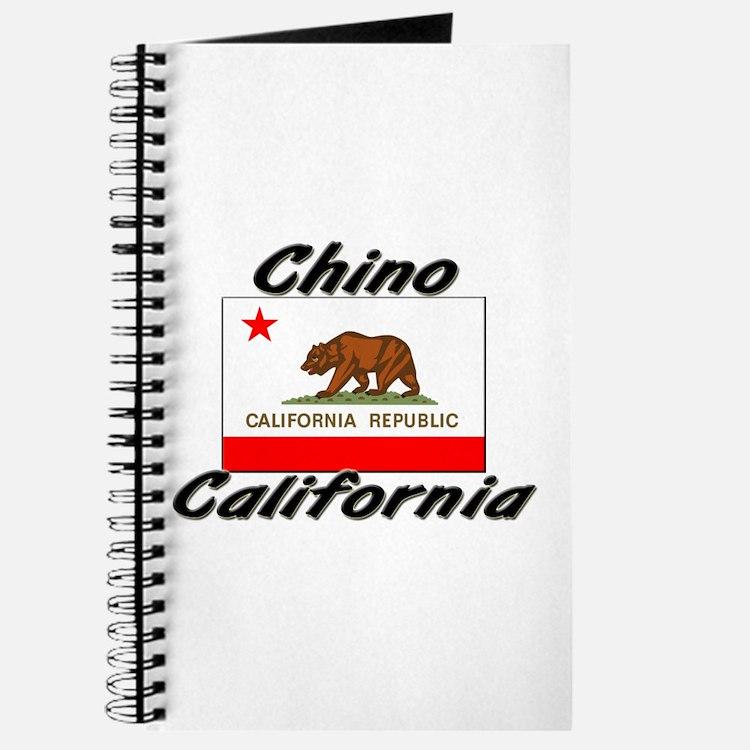 Chino California Journal