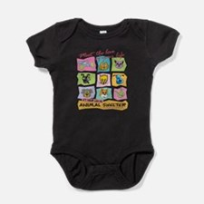 Rescue Baby Bodysuit