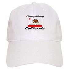 Cherry Valley California Baseball Cap