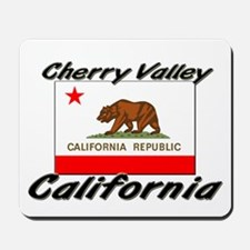 Cherry Valley California Mousepad