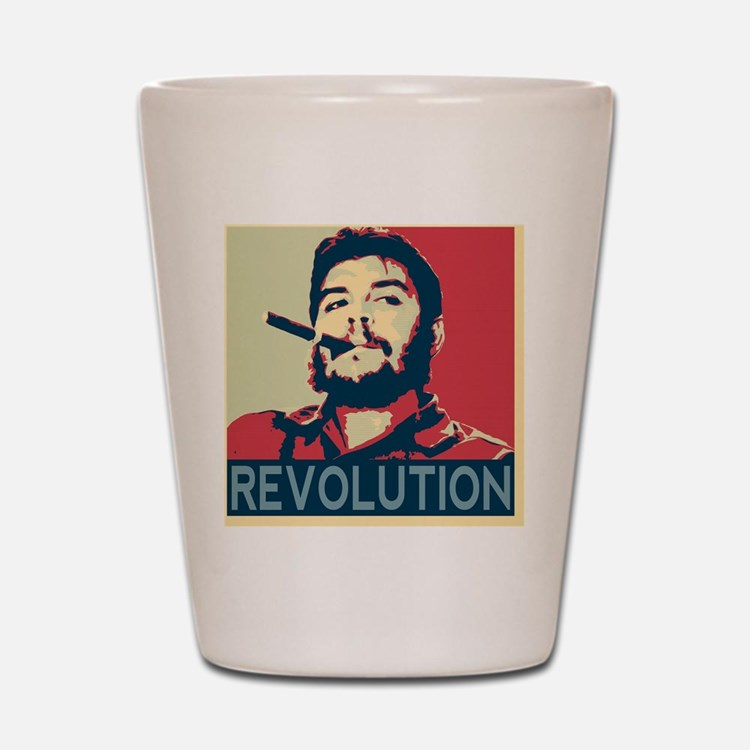 Cute Che guevara Shot Glass