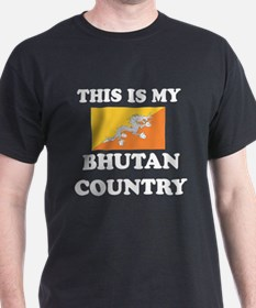This Is My Bhutan Country T-Shirt