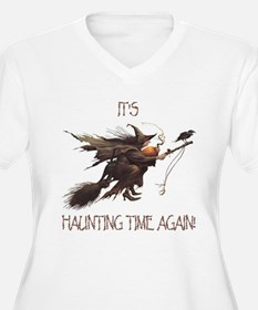 Witch haunting time T-Shirt
