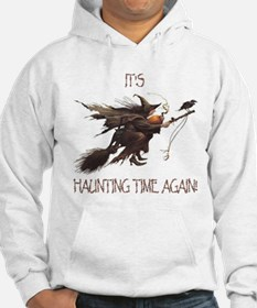 Witch haunting time Hoodie